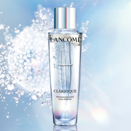 LANCOME Clarifique Refining Enzymatic Dual Essence (50ml x 2 with FREE 1 Mystery Gift)