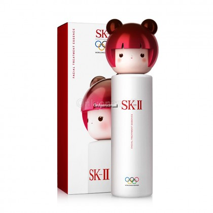 SK-II Red Tokyo Doll Treatment Essence 230ml FREE SK-II Gift (Limited Edition)
