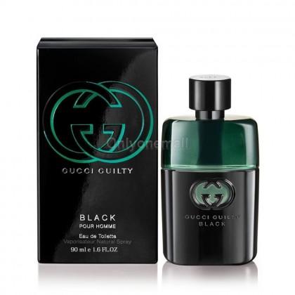 Gucci Guilty Black Pour Homme for Men EDT 90ml