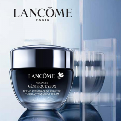 Lancome Advanced Genifique Yeux Youth Activating Smoothing Eye Cream 1ml x 5 (With FREE Mystery Gift)