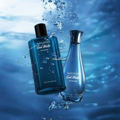 Davidoff Cool Water Intense for Her EDP 30ml (With FREE Gift)