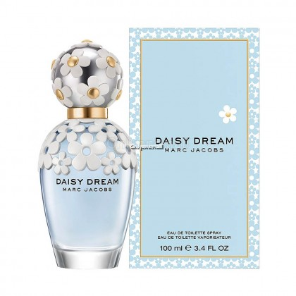 Marc Jacobs Daisy Dream EDT Perfume 100ml (With FREE Gift)