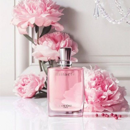 LANCOME Miracle EDP 100ml (With Free Gift)