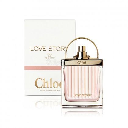 Chloe Love Story EDT 7.5ml (Miniature size)