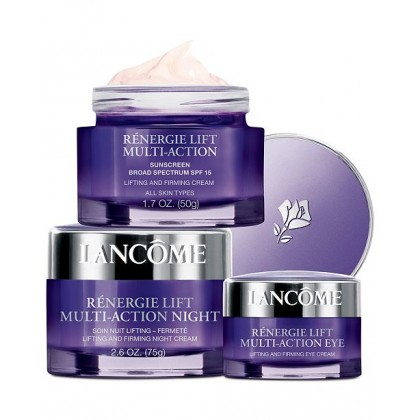 LANCOME Rénergie Multi-Lift Memory Shape Gel-In-Lotion 400ml (With Free Gift)