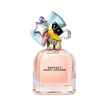 Marc Jacobs Perfect EDP Spray 50ml (With FREE Gift)