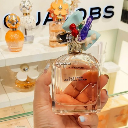 Marc Jacobs Perfect EDP Spray 100ml (With FREE Gift)