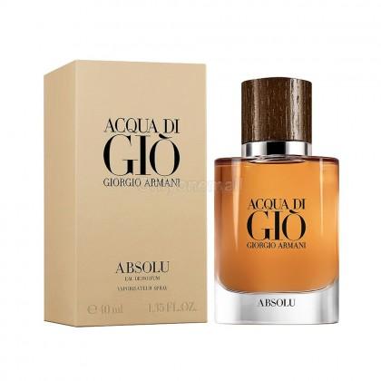 Giorgio Armani Acqua Di Gio Absolu EDP 40ml (With FREE Gift)