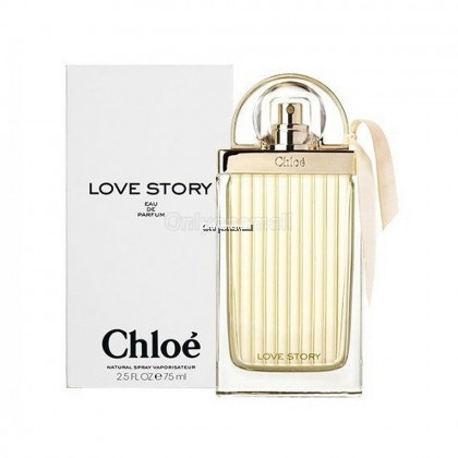 Chloe Love Story EDP 75ml (Tester with New Condition)
