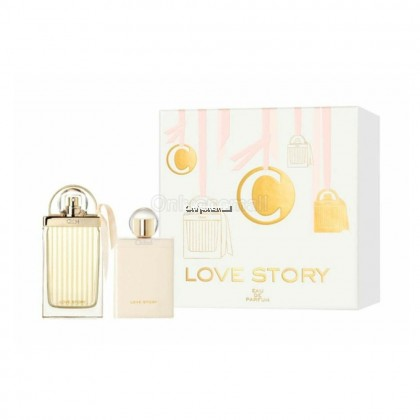 Chloe Love Story EDP 75ml with Gift Set