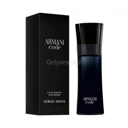 Giorgio Armani Code EDT 75ml
