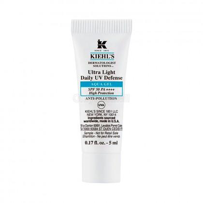 Kiehl's Ultra Light Daily UV Defense (Aqua Gel) SPF 50 PA+++ 5ml